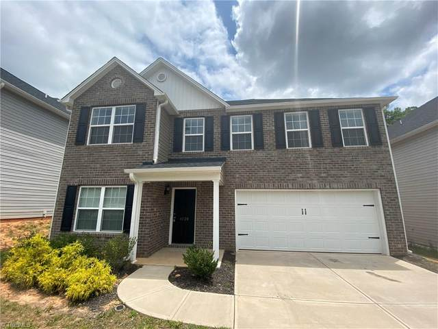 4720 Tuliptree Drive, Greensboro, NC 27455 (MLS #980137) :: Berkshire Hathaway HomeServices Carolinas Realty