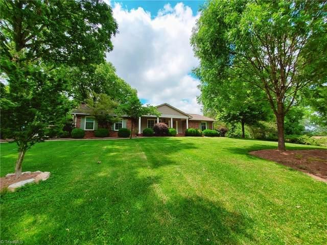 3640 Grandview Club Road, Pfafftown, NC 27040 (MLS #980147) :: Ward & Ward Properties, LLC