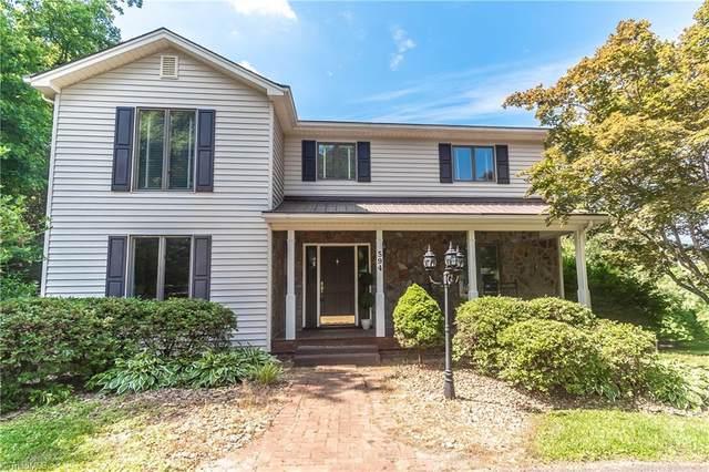 594 Cross Creek Drive, Mount Airy, NC 27030 (MLS #980194) :: Berkshire Hathaway HomeServices Carolinas Realty
