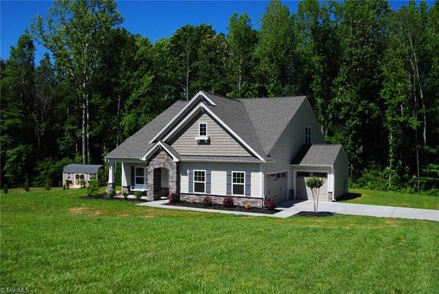 185 Old Homeplace Drive, Advance, NC 27006 (MLS #980238) :: Berkshire Hathaway HomeServices Carolinas Realty