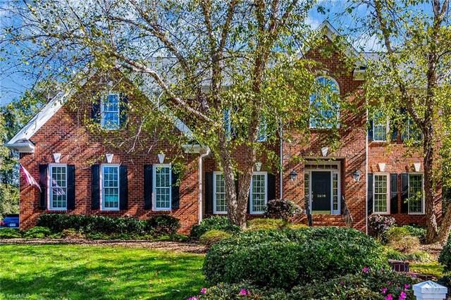 2608 Southwick Drive, Greensboro, NC 27455 (MLS #980241) :: Ward & Ward Properties, LLC