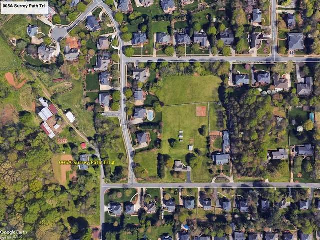 5 Surrey Path Trail, Winston Salem, NC 27104 (MLS #980263) :: Ward & Ward Properties, LLC
