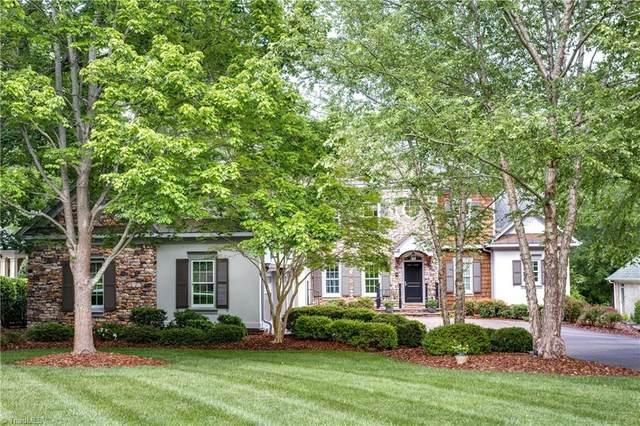 9 Blue Gill Cove, Greensboro, NC 27455 (MLS #980310) :: Ward & Ward Properties, LLC