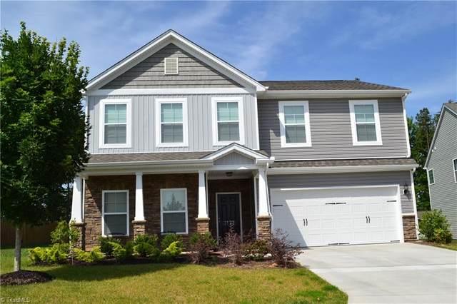 4715 Romara Drive #1, Winston Salem, NC 27103 (MLS #980349) :: Berkshire Hathaway HomeServices Carolinas Realty