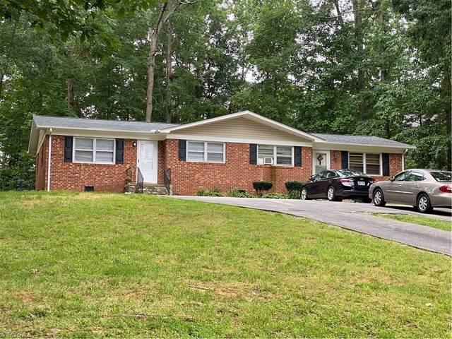 895 Fisher Circle, Asheboro, NC 27205 (MLS #980377) :: Berkshire Hathaway HomeServices Carolinas Realty
