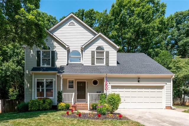 5505 Clydebank Road, Greensboro, NC 27455 (MLS #980383) :: Ward & Ward Properties, LLC