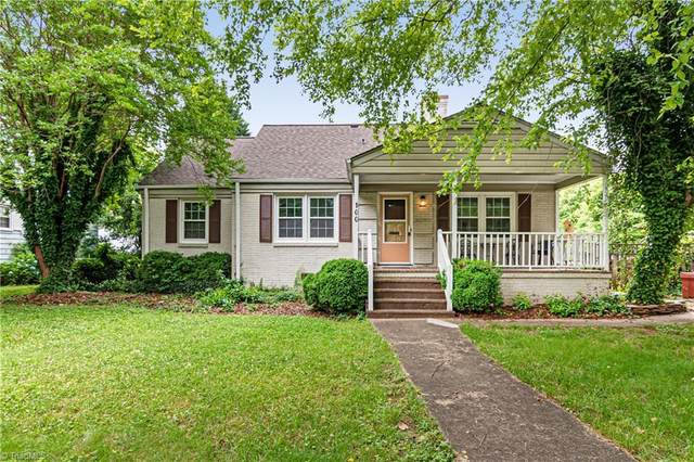 100 Newlyn Street, Greensboro, NC 27408 (MLS #980391) :: Greta Frye & Associates | KW Realty Elite