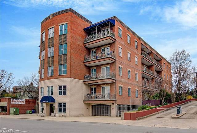 851 W 4th Street #2, Winston Salem, NC 27101 (MLS #980428) :: Ward & Ward Properties, LLC