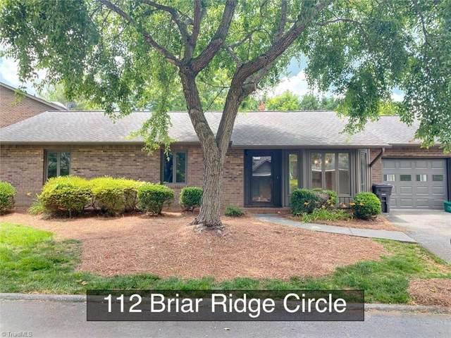 112 Briar Ridge Circle, Winston Salem, NC 27104 (MLS #980467) :: Berkshire Hathaway HomeServices Carolinas Realty