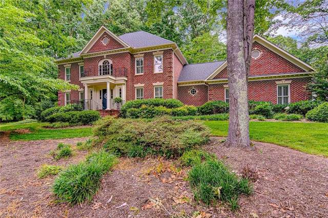 5507 Faye Drive, Greensboro, NC 27410 (MLS #980468) :: Ward & Ward Properties, LLC