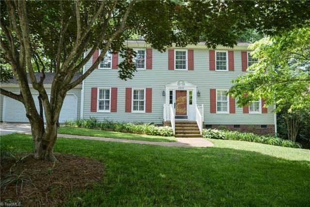 1511 Fox Hollow Road, Greensboro, NC 27410 (MLS #980491) :: Ward & Ward Properties, LLC