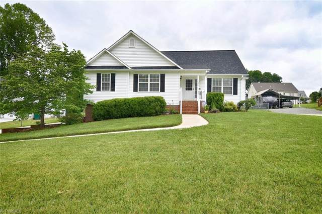 146 Godfrey Court, Lexington, NC 27295 (#980506) :: Premier Realty NC