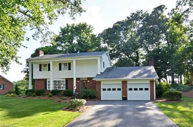 3424 Stimpson Drive, Pfafftown, NC 27040 (MLS #980561) :: Ward & Ward Properties, LLC
