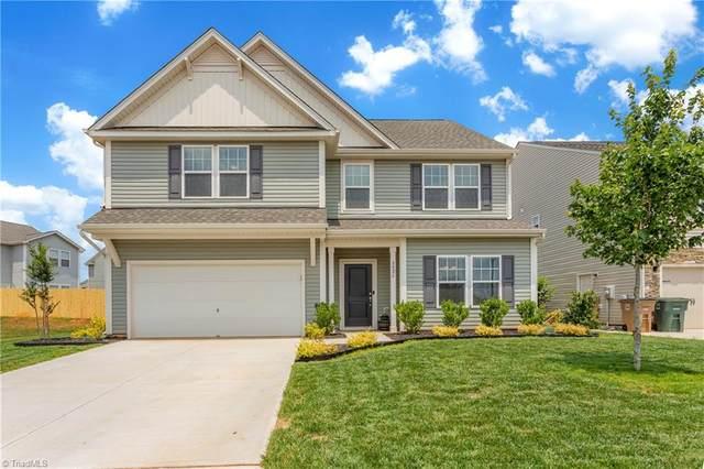 5526 Tier View Trail, Greensboro, NC 27405 (MLS #980569) :: Berkshire Hathaway HomeServices Carolinas Realty