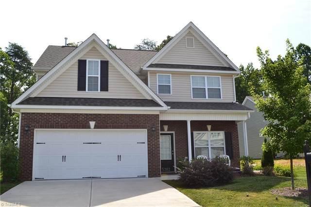 5121 Foxworth Drive Lot #29, Greensboro, NC 27406 (MLS #980577) :: Ward & Ward Properties, LLC