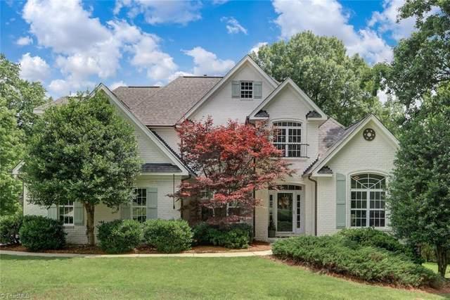 612 Wigeon Drive, Greensboro, NC 27455 (MLS #980593) :: Ward & Ward Properties, LLC