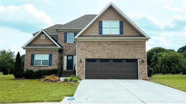 1102 Old Stone Lane, Kernersville, NC 27284 (#980610) :: Premier Realty NC
