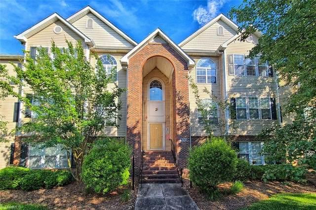 531 Ivy Glen Drive, Winston Salem, NC 27127 (MLS #980618) :: Ward & Ward Properties, LLC