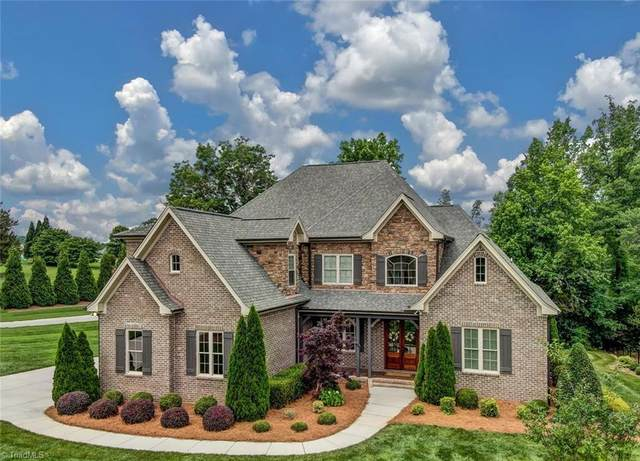 8880 Cravenwood Drive, Oak Ridge, NC 27310 (MLS #980628) :: Berkshire Hathaway HomeServices Carolinas Realty