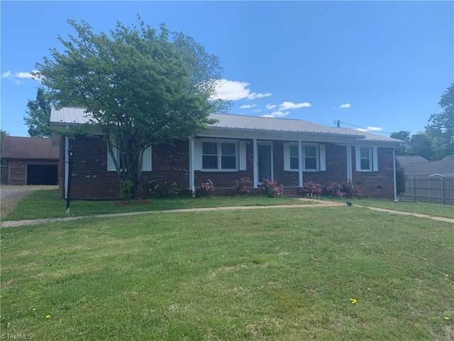 226 Mike Street, Dobson, NC 27017 (MLS #980646) :: Ward & Ward Properties, LLC