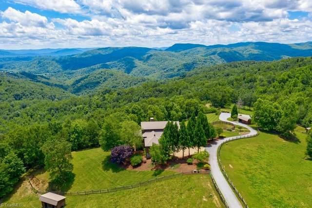 2876 Elk Ridge Road, Ferguson, NC 28624 (MLS #980690) :: Greta Frye & Associates | KW Realty Elite