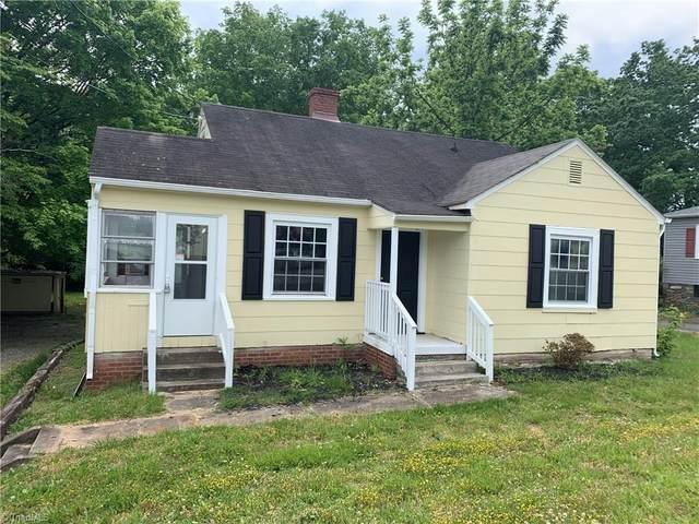 22 W Clemmonsville Road, Winston Salem, NC 27127 (MLS #980696) :: Ward & Ward Properties, LLC