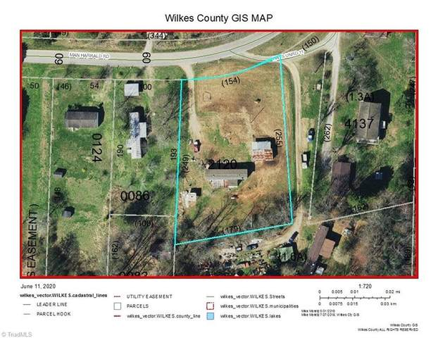 688 Man Harrald Road, Hays, NC 28635 (MLS #980697) :: Ward & Ward Properties, LLC