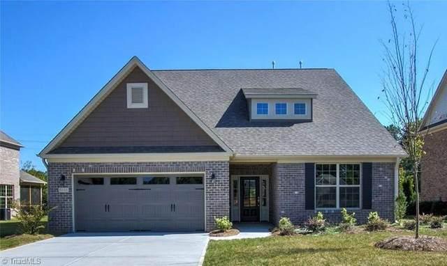 128 Saddlebrook Drive, Advance, NC 27006 (MLS #980740) :: Ward & Ward Properties, LLC