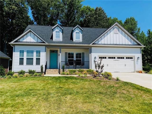 263 Meadowfield Run, Clemmons, NC 27012 (MLS #980754) :: Ward & Ward Properties, LLC
