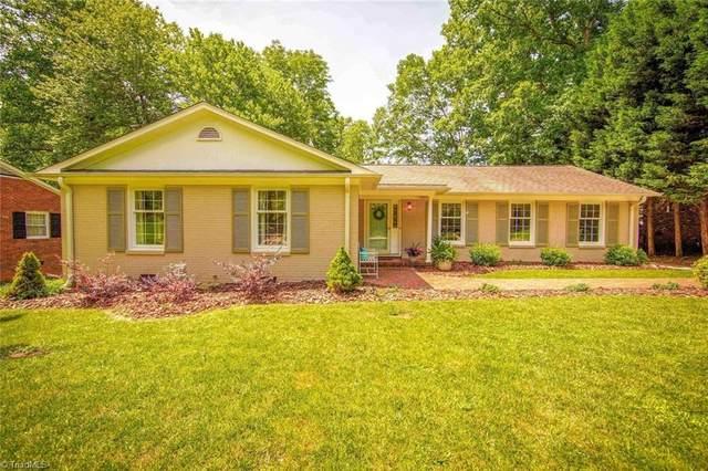 3309 Watauga Drive, Greensboro, NC 27410 (MLS #980789) :: Ward & Ward Properties, LLC