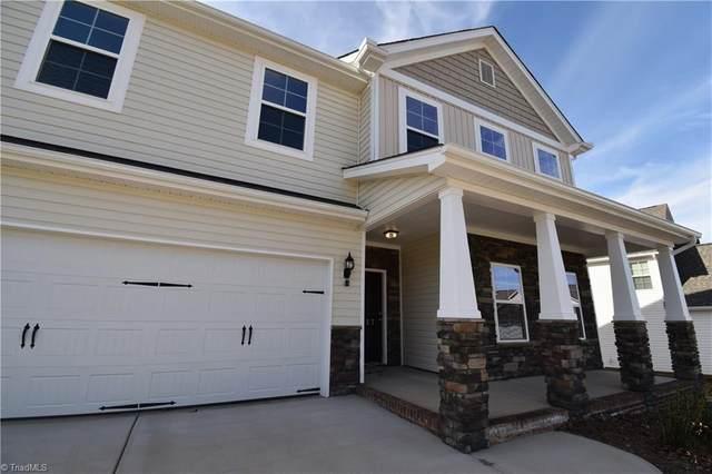 5205 Inigo Court Lot 28, Walkertown, NC 27051 (MLS #980790) :: Ward & Ward Properties, LLC