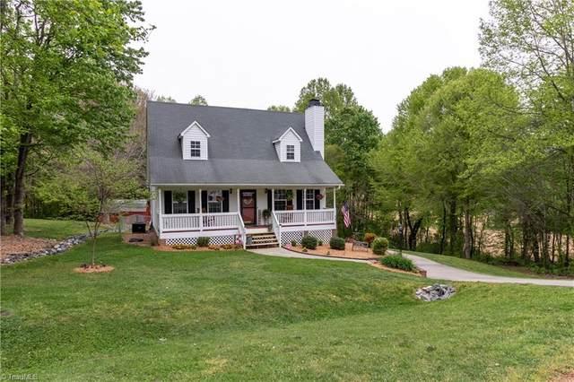 165 Crossfield Court, Lexington, NC 27295 (MLS #980815) :: Berkshire Hathaway HomeServices Carolinas Realty
