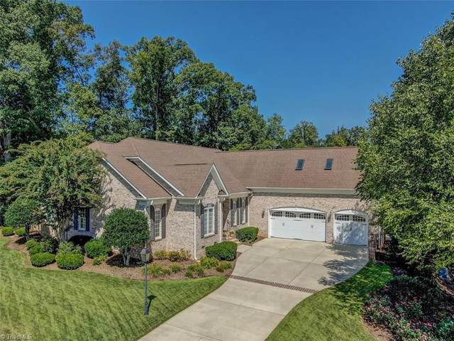 307 Topwater Lane, Greensboro, NC 27455 (MLS #980833) :: Berkshire Hathaway HomeServices Carolinas Realty