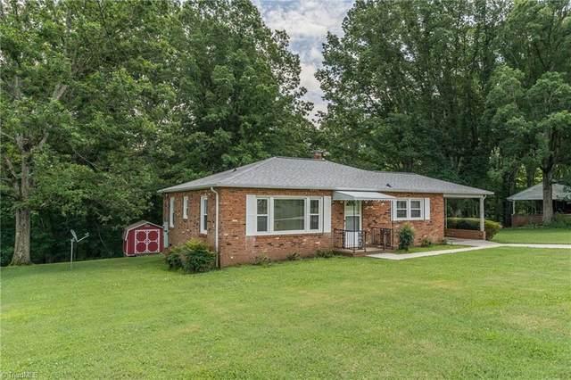 791 Bray Boulevard, Asheboro, NC 27205 (MLS #980835) :: Berkshire Hathaway HomeServices Carolinas Realty