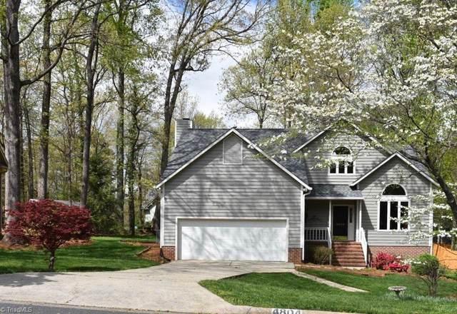4804 Royal Coach Road, Greensboro, NC 27410 (MLS #980869) :: Berkshire Hathaway HomeServices Carolinas Realty