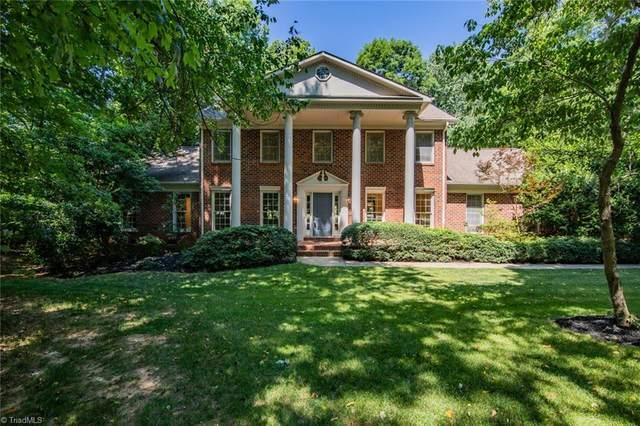 330 Barrington Park Lane, Kernersville, NC 27284 (MLS #980932) :: Berkshire Hathaway HomeServices Carolinas Realty
