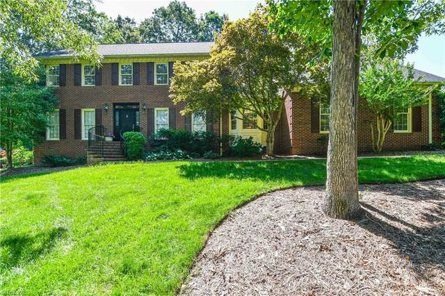 3809 Waldenbrook Road, Greensboro, NC 27407 (MLS #980945) :: Berkshire Hathaway HomeServices Carolinas Realty
