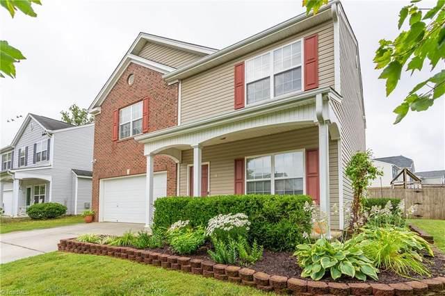 4811 Kingwell Drive, Mcleansville, NC 27301 (MLS #980951) :: Lewis & Clark, Realtors®