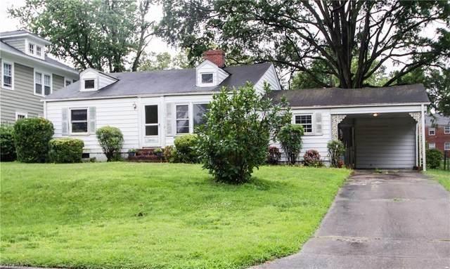 2811 Sherwood Street, Greensboro, NC 27403 (MLS #980963) :: Berkshire Hathaway HomeServices Carolinas Realty