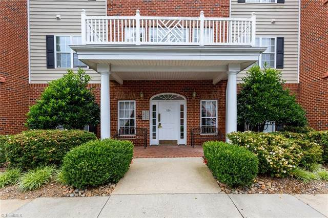 524 College Road 103-B, Greensboro, NC 27410 (MLS #981004) :: Ward & Ward Properties, LLC