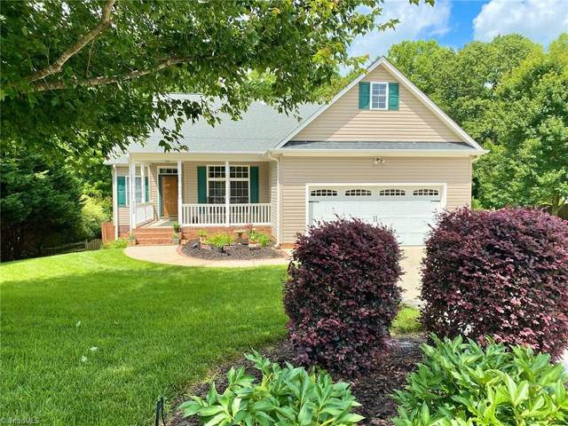 5055 Sheffield Place Drive, Kernersville, NC 27284 (MLS #981011) :: Berkshire Hathaway HomeServices Carolinas Realty