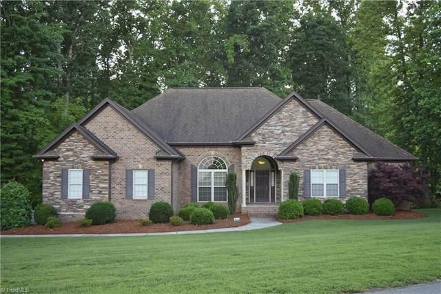 5338 Mckinney Court, Walkertown, NC 27051 (MLS #981019) :: Ward & Ward Properties, LLC