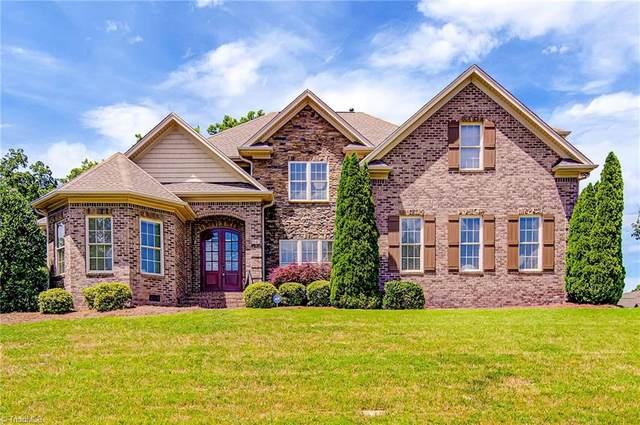 8140 Sangiovese Drive, Kernersville, NC 27284 (MLS #981049) :: Ward & Ward Properties, LLC