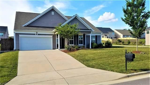 3019 Ironwood Flat Drive, High Point, NC 27265 (MLS #981051) :: Berkshire Hathaway HomeServices Carolinas Realty