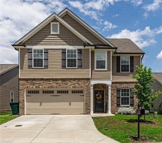 5460 Misty Hill Circle, Clemmons, NC 27012 (#981053) :: Premier Realty NC
