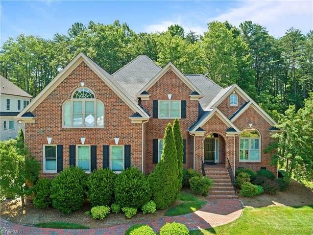 2106 Rockglen Lane, Greensboro, NC 27410 (#981081) :: Premier Realty NC