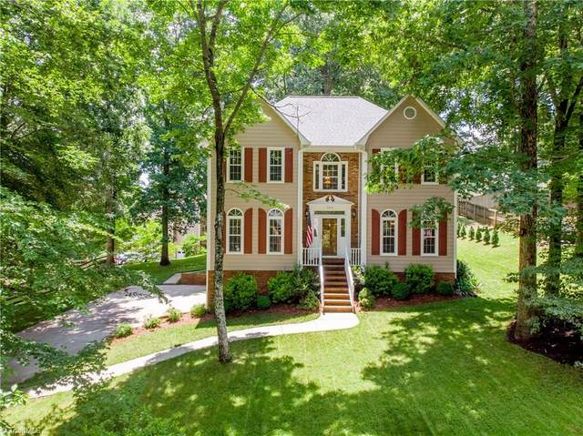 7615 Fording Bridge Road, Kernersville, NC 27284 (#981122) :: Premier Realty NC
