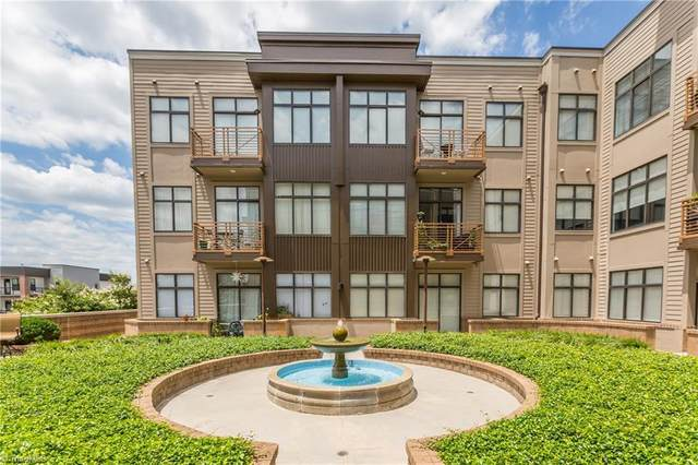810 4th Street #404, Winston Salem, NC 27101 (MLS #981145) :: Berkshire Hathaway HomeServices Carolinas Realty