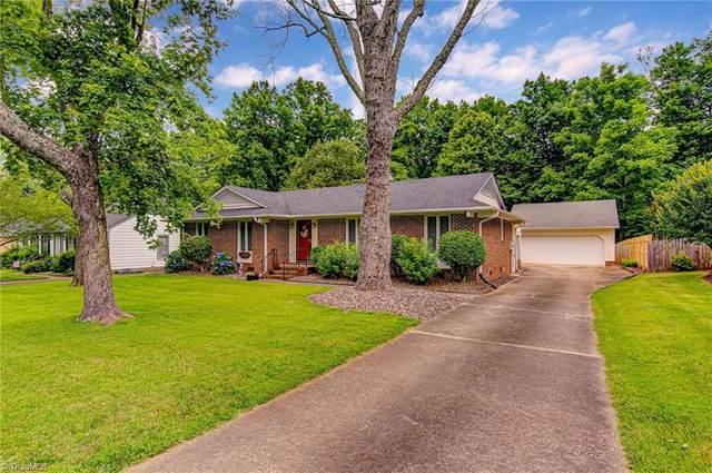 5308 Bennington Drive, Greensboro, NC 27410 (MLS #981193) :: Ward & Ward Properties, LLC