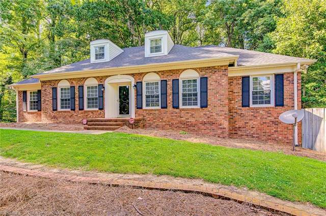 403 Steeple Chase Road E, Pleasant Garden, NC 27313 (MLS #981197) :: Ward & Ward Properties, LLC